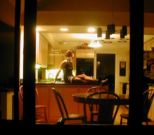 Pic #1 Erianne - Kitchen Window