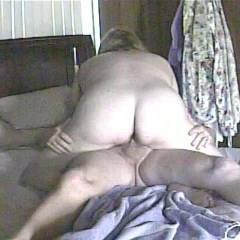 Hairy Creampie - Cumshot, Girl On Guy, Penetration Or Hardcore, Bbw, Mature