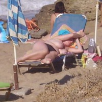 Crete 2006:Mature big Tits