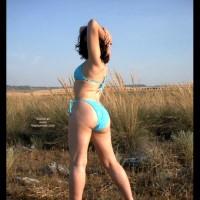 *Bk Spanish Flame Newest Bikini
