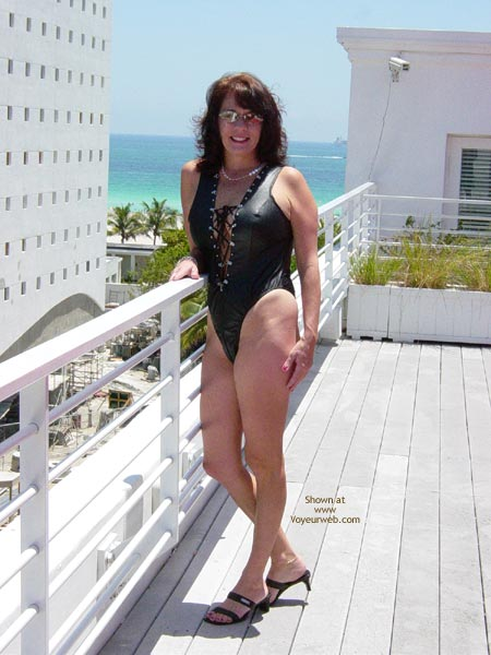 Pic #1 South Beach Hotel Rooftop Fun