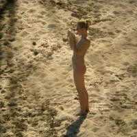 Spain Beach I , Debut Juillet Sur Une Plage De Nudiste En Espagne.<br /><br />In July On A Spain Beach.<br /><br /><br />Material : Nikon P5000 + Nikon Fieldscope ED50.<br />
