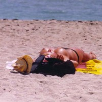 Topless Tanning - Topless Beach, Topless, Beach Voyeur , Topless Tanning On Beach, Breasts On The Beach, Beach Voyeur Shot, Toppless Beach, Tanned On Beach, Lying On The Beach, Large Round Tits, Sun Baked Tits, Round Breasts, Laying On Beach Topless And Hatless, Topless Sunbather On Sandstone Beach