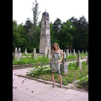 Eve On The Cemetery