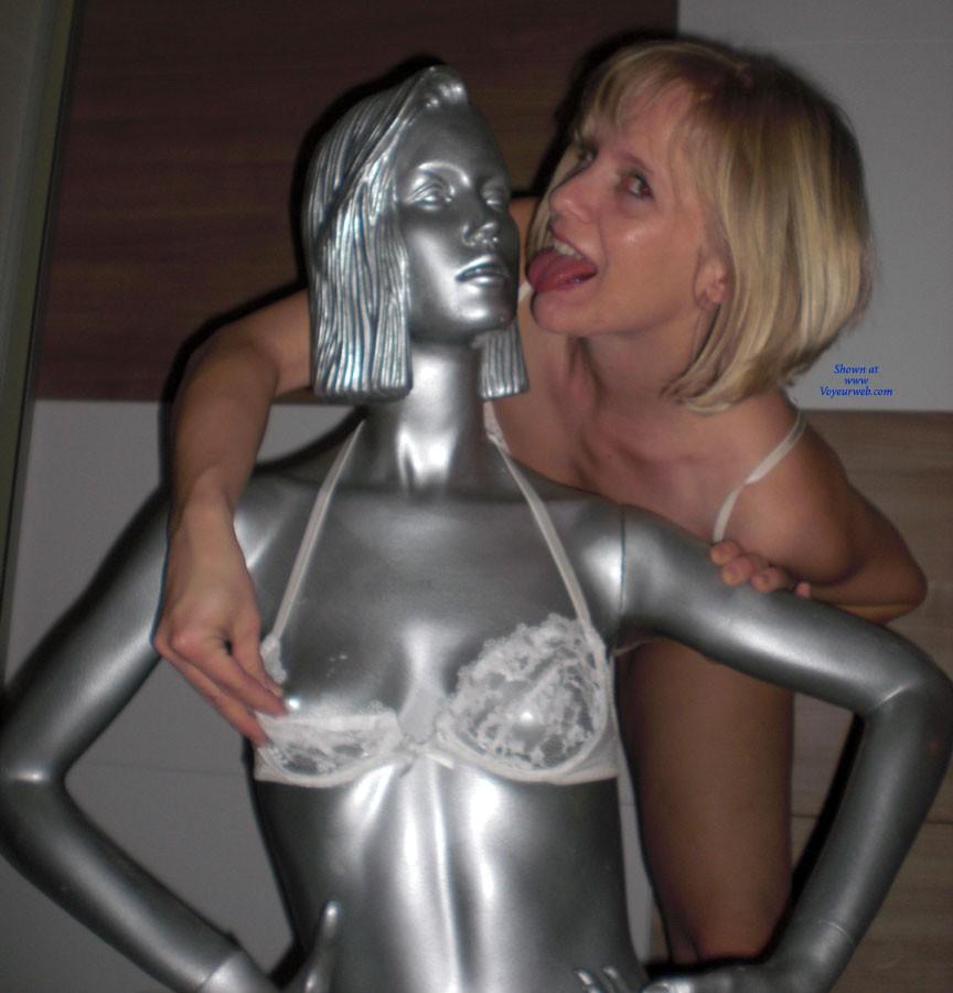 Pic #1Susi Meets Silverwoman - Blonde