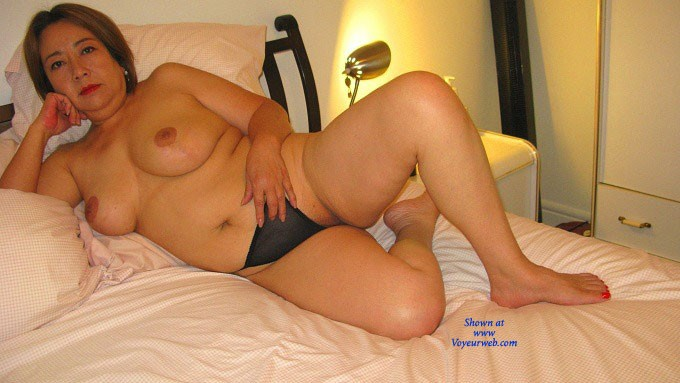 Pic #1 Asian Mature Wife - Big Tits, Brunette, Mature, Wife/wives, Asian