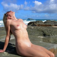 Naked On A Rocky Beach - Landing Strip, Perky Tits, Small Tits, Naked Girl, Nude Amateur , Naked Outside, Nude By The Sea, Thin Landing Strip, Sunning On A Rocky Sea Shore, Shapely Body, Sitting On Rock, Sitting On A Beach, Small Perky Tits, Puffy Nipples, Naked Rocky Shoreline