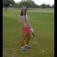 Txcurious Playing Golf
