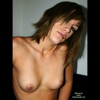 Brunette Small Tits - Brunette Hair, Small Breasts, Small Tits , Beauty With Small Breasts, Indoor Tits