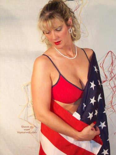 Pic #1 Red, White And Blue