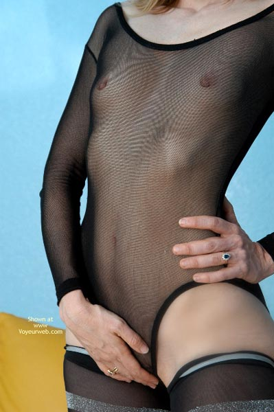 Tiny Tit Mesh - Female Torso, Small Nipples, Tiny Tits , Tiny Tit Mesh, See Through Clothing, Female Torso, Black Seethrough, Tiny Tits, Small Nipples