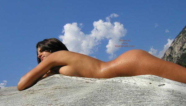 Pic #1 Vanessa- The Rocks