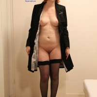 Back From a Walk - Dressed, Striptease