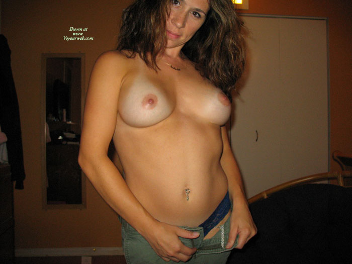 Amateur wife perky tits