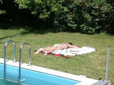 Pic #1 Deprincess Day At Pool 1