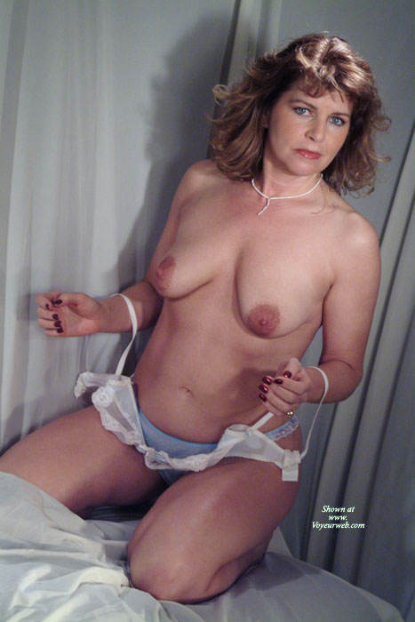 in panties amateur Topless