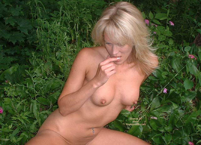 Pic #1 Nikkie Enjoys The Outdoors