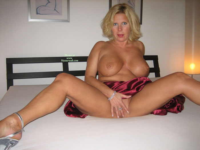 Think, that Amateur mature blonde milf big tits