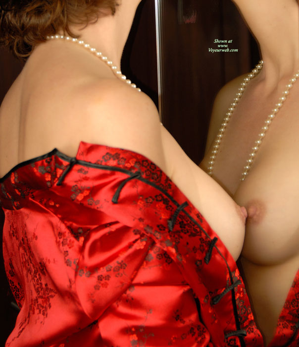 Nipple To Nipple In Mirror , Small Nipples, Bare-breasted Girl In Mirror, Redhead Shirt Open Tits Pressed Against Mirror, Reflection Of Nips And Silk, Mirror Image, Nipple To Nipple, Shoulder View, Mirror Shot, Reflection In Mirror, Standing At Mirror With Pearls And Silk, Pearl Neclace