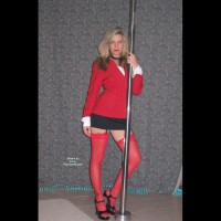 Bedroom Stripper Pole