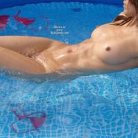 Lauren All Wet