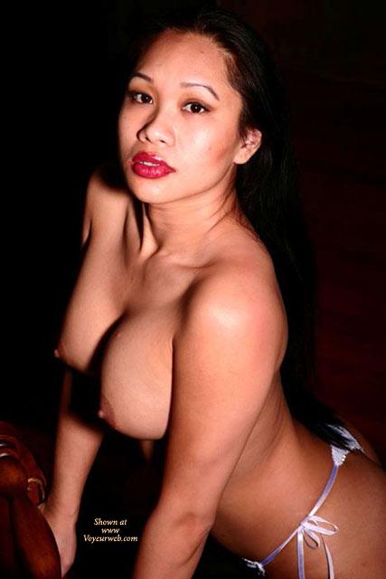 Big juicy tits asian