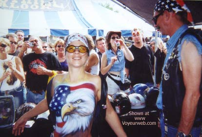 Pic #1 Biketoberfest Daytona 2001