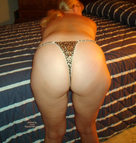 Pic #1 Showing That Sweet Ass