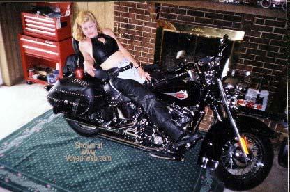 Pic #1 My Harley Honey