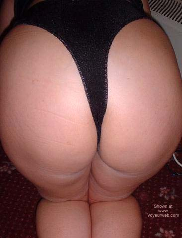 Pic #1 WF Wifes New Thong
