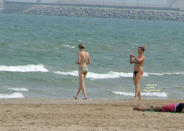 Spanish bikini models