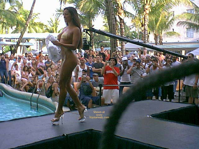 Pic #1 South Beach Miami Hot Body Contest