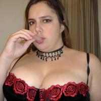 Sexy Black Bustier