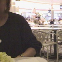 My Xcheerleader At Food Court