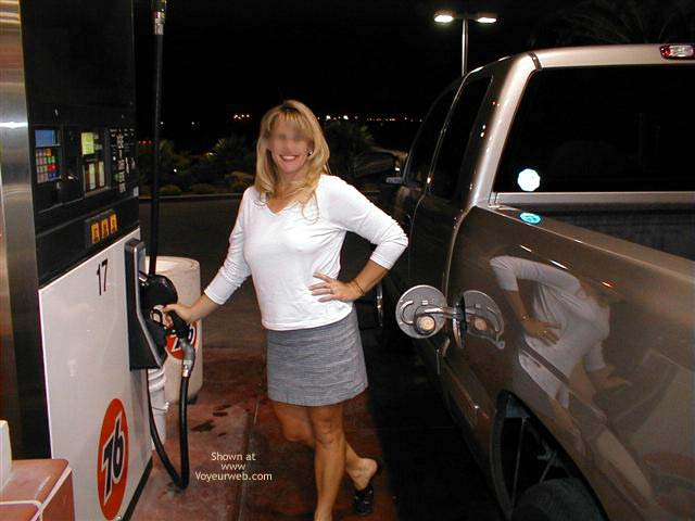 Pic #1 *GS Vikki at The Gas Station