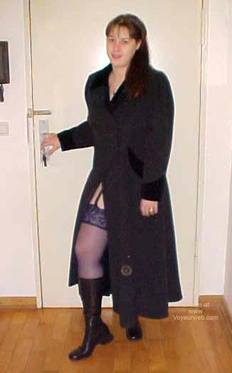 Pic #1 SN Erika Uncovered For Xmas and in Nylons