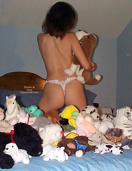 Pic #1 Lara Doin' It Doggy Style