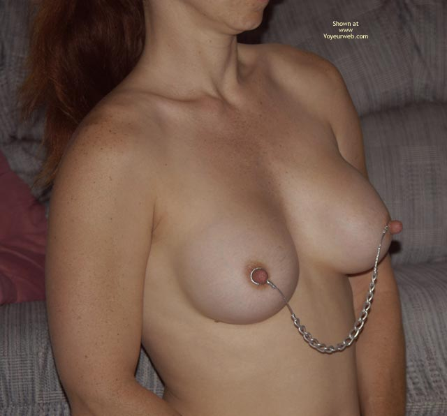 Nipple Chain - September, 2003 - Voyeur Web Hall Of Fame-2391
