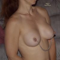 Nipple Chain - Big Nipples, Long Nipples, Nipple Ring , Nipple Chain, Very Erect Nipples, Big Nipples, Nipple Ring, Long Nipples