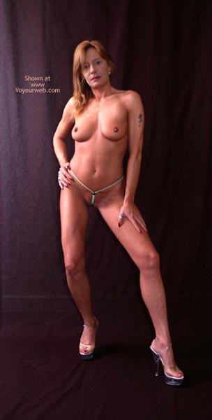 Pic #1 Susy Rocks My Smalest G-String