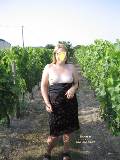 Pic #1 Naked In The Vinyard