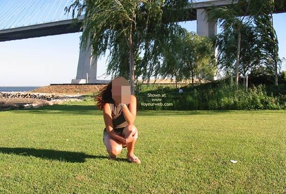 Pic #1 Portuguese Body In  Public