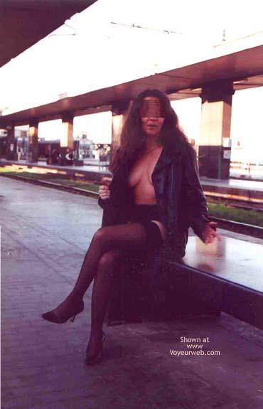 Pic #1 Angela alla Stazione Termini