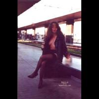 Angela alla Stazione Termini
