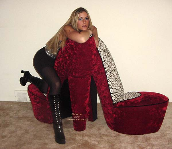 Pic #1 SN Sinful Skylar on High Heels