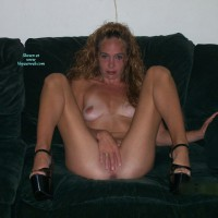 Drunk Nude Girlfriend - Blonde Hair, Long Hair, Tan Lines, Naked Girl, Nude Amateur , Sitting Nude Covering Pussy, Black Platform Shoes, Blonde Hiding Pussy With Hand, Finger Covering Beaver, Cover Pussy, Nude Sitting On Black Couch, Hand Covering Pussy