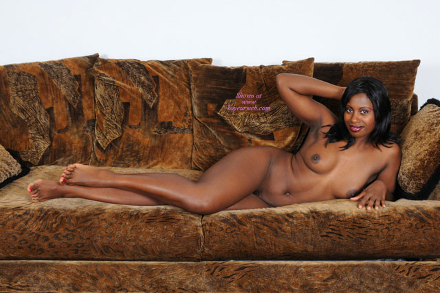 Pic #1Eve On Her Couch