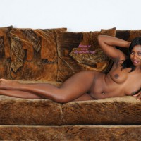 Eve On Her Couch