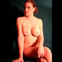 Nude Girl Sitting , Nude Girl Sitting