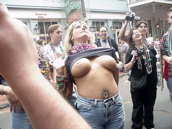 Bourbon st tits